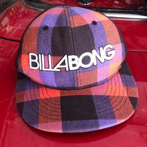 BILLABONG - Cap Hat - SKATE STYLE!